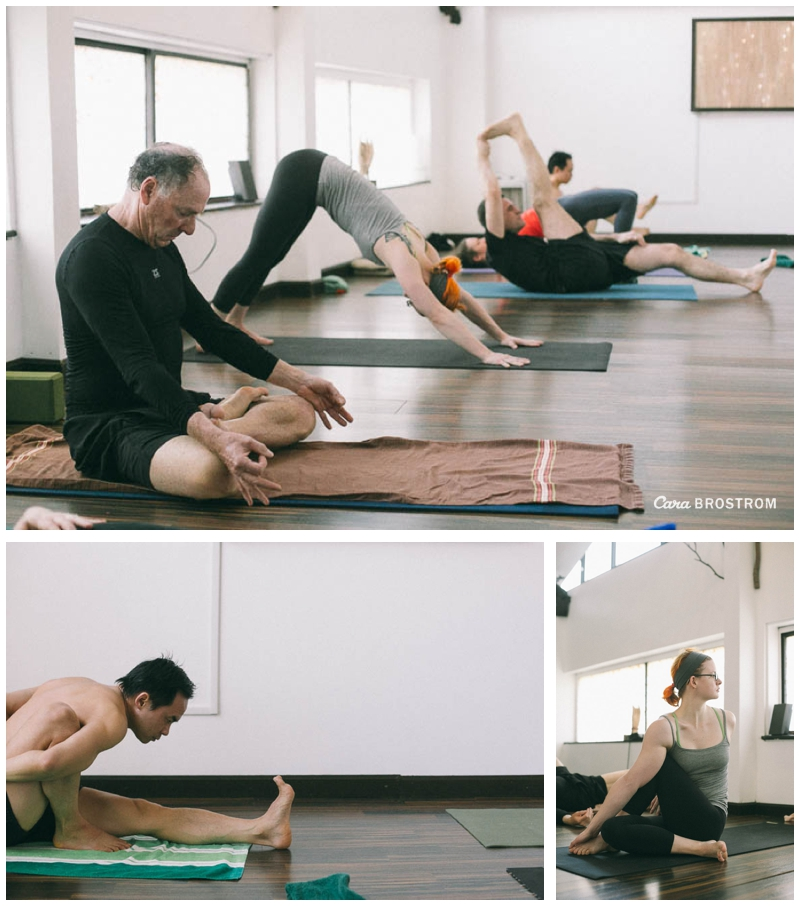 Ashtanga Yoga Photos by Cara Brostrom