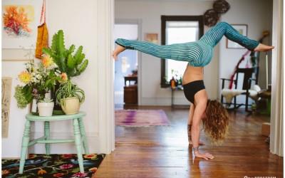 rock-n-roll yogi part II